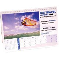 A5 Easel Desk Calendars
