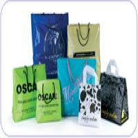 Polythene Rope Handle Carrier Bag