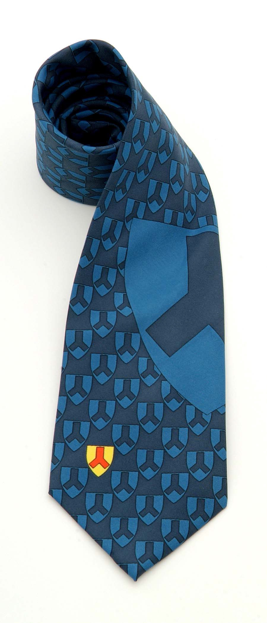 Bespoke Printed Polyester Tie