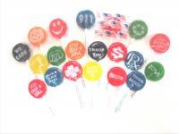 Small Logo Lollipop