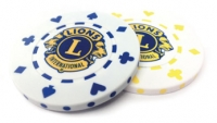 Digital Print Poker Chips