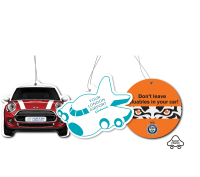 Sweet Chariot Car Fresheners