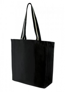 BONGO 10OZ CANVAS SHOPPER TOTE BAG