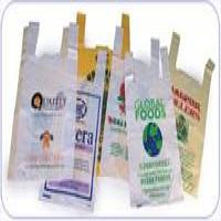Vest Supermarket Carrier Bag