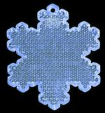 Reflector Snowflake Shape