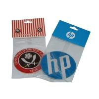HEADER CARD CAR AIR FRESHENER