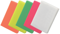Eraser (Colourful) with Full Colour Print