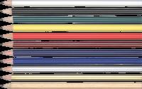 Argente Pencil Range (Printed Full Colour Wrap)