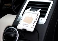 Rectangular vent stick air freshener