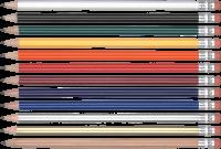 Standard WE Pencil Range