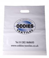 LDPE Polythene carrier bag