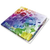 BIC® 150 mm x 150 mm Booklet with Pen Loop