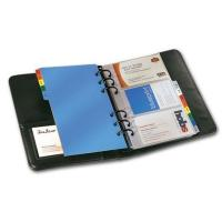 COLLINS BUSINESS CARD RINGBINDER