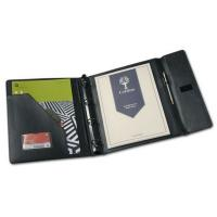 COLLINS CONFERENCE FOLDER RINGBINDER in Black.