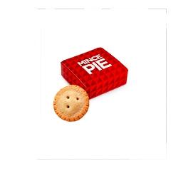 Individual Festive Mince Pie Box