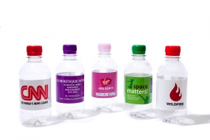 Promotional Bottled Water