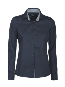 Men and Women's High Quality Contrast Shirt