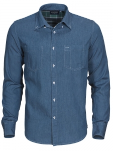 Men and Women's Denim Shirt