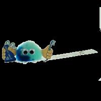 GB4-BH Toothbrush eyes