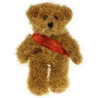Sparkie Bear 15cm Sash