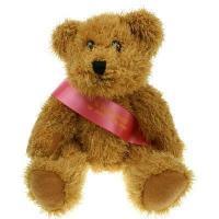 Sparkie Bear 25cm Sash