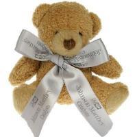 10cm Tubby Bear Bow