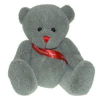 20cm Red Nose Bears Sash