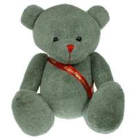 25cm Red Nose Bears Sash