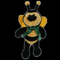 20cm Bertie Bee Bow