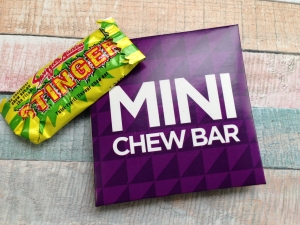 Mini Chew Bar Envelope