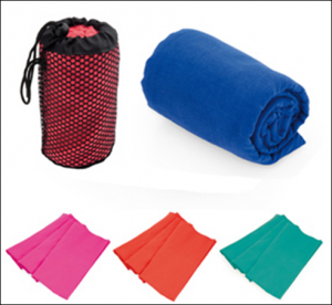 Premium Microfibre Gym Towel