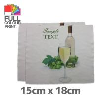 Microfibre Lens Cloth - 15 x 18cm