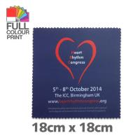Microfibre Lens Cloth - 18 x 18cm