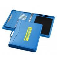 Briefcase Zip Folder