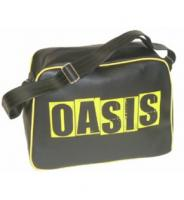 Retro Vinyl Sling Bag