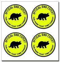 Paper Sticker - 50mm diameter