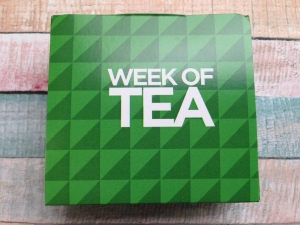 Week of Tea Box