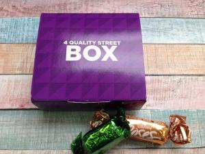 4 Quality Street Box