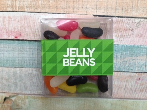 Jelly Bean Cube