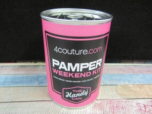 Pamper Kit Can