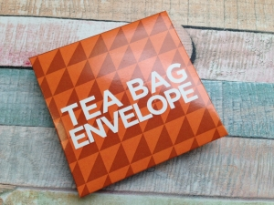 Singular Tea Bag Envelope