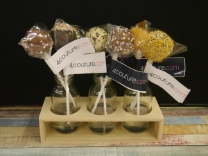 Assorted Edible Cake Pops