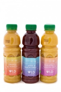Promotional Bottled Smoothie Drink