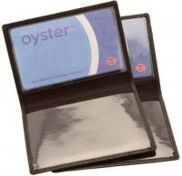 CHELSEA LEATHER OYSTER/MEMBERHIP CARD HOLDER