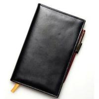 WINDSOR HIDE POCKET WALLET WITH DIARY INSERT