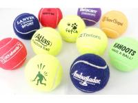 Coloured Tennis Balls