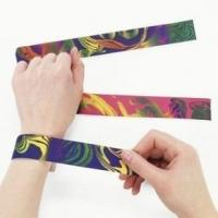 Snap Band with cmyk full colour print