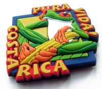 Fridge Magnet in 3D Soft PVC