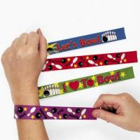 Snap Band with silk screen print