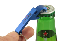 Aluminium Bottle and Can Opener Keyring - 59*9*4mm